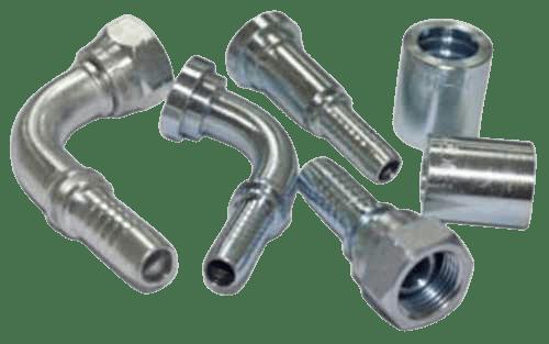 industrial hydraulic hose fitting